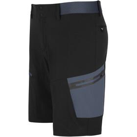 SALEWA Pedroc Cargo 2 Durastretch Shorts Hombre, black out